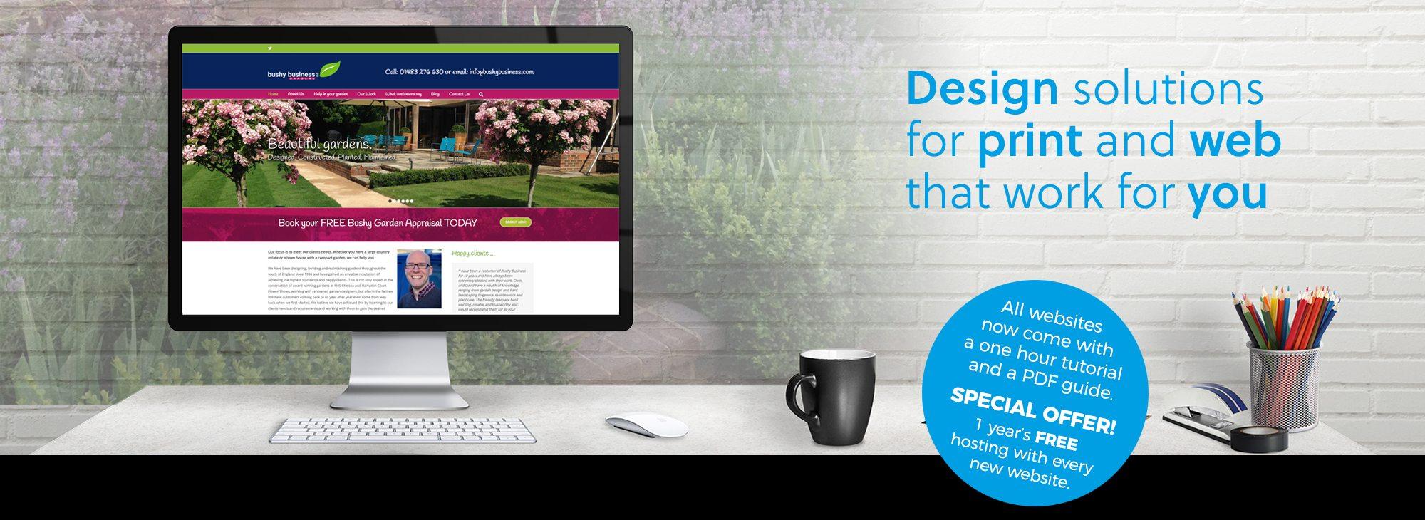 Web Design Hampshire