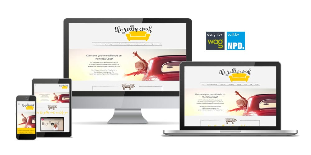 The Yellow Couch is a professional, results-focused hypnotherapy service