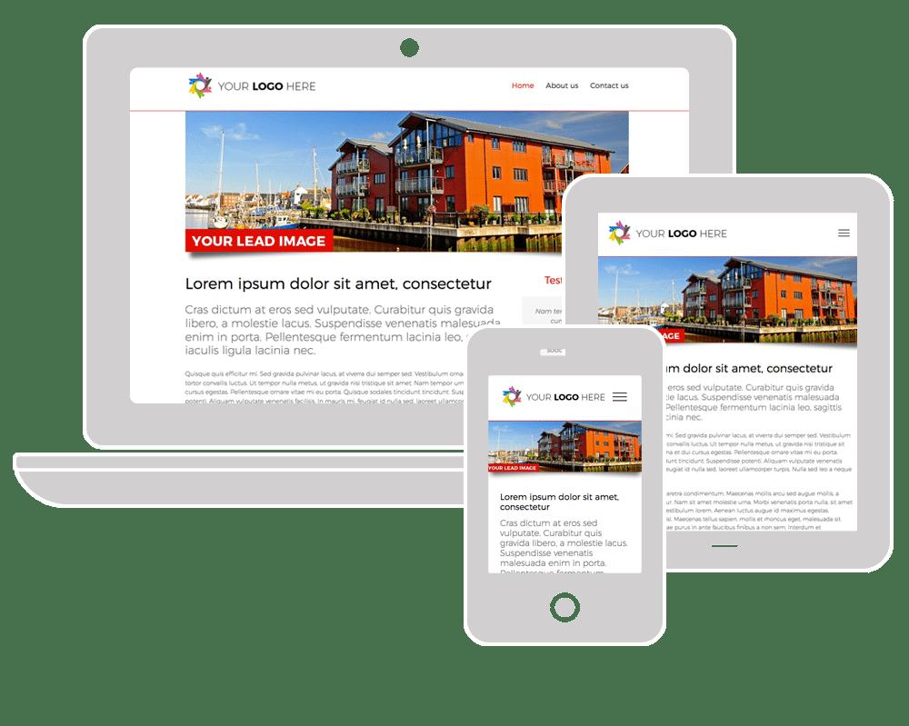 Neil Phillips Design - Off the shelf, pre-built websites - Basic