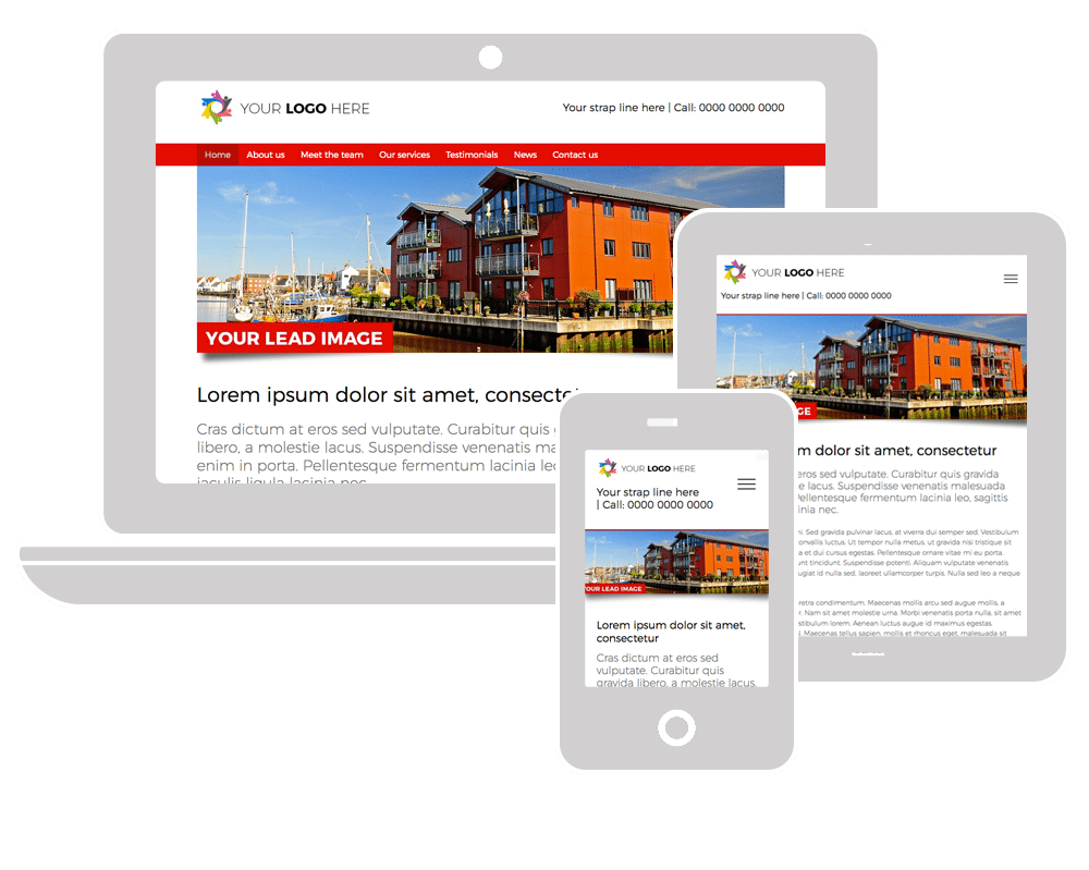 Neil Phillips Design - Off the shelf, pre-built websites - Intermediate