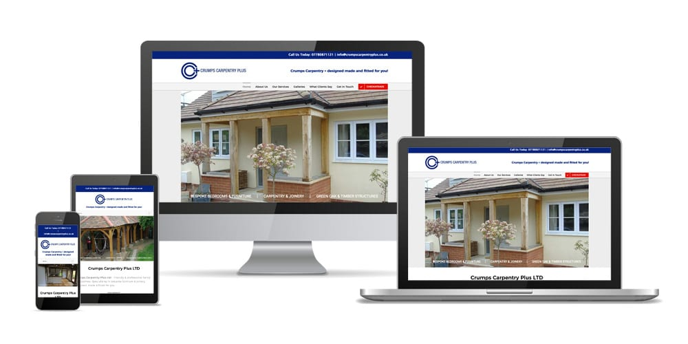 Crumps Carpentry Plus LTD – Building & Renovation Services