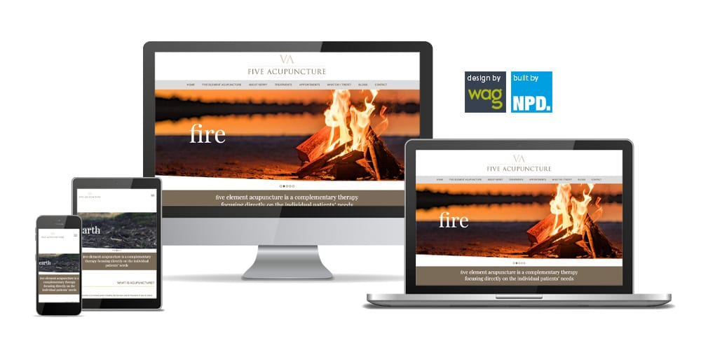 Neil Phillips Design - Website Design Waterlooville, Hampshire