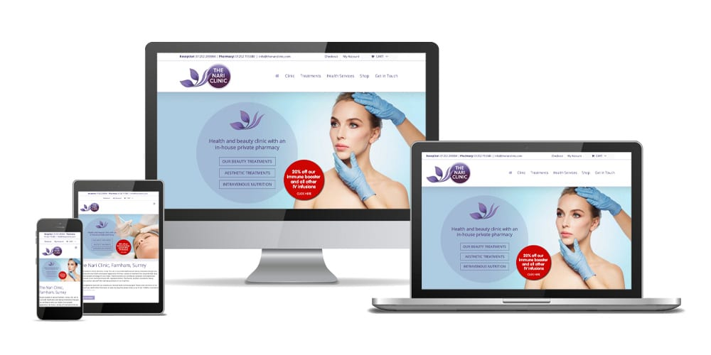 Neil Phillips Design - Web Design Waterlooville, Hampshire