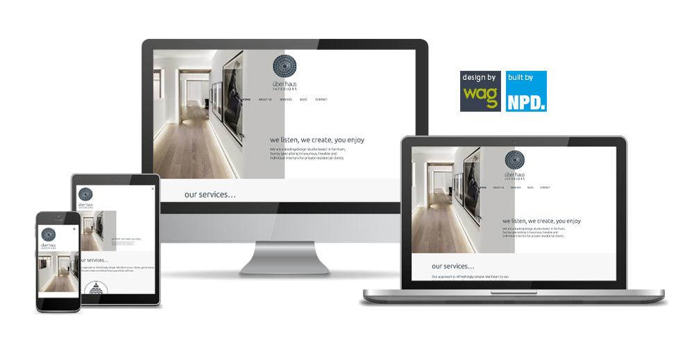 Neil Phillips Design - Web Design Waterlooville, Hampshire